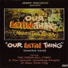 Lien spotify: Our Latin Thing