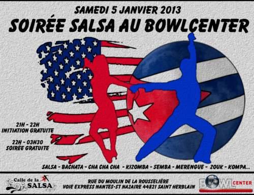 Soirée mensuelle janvier 2013