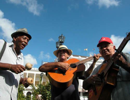 La musique afro-caribéenne